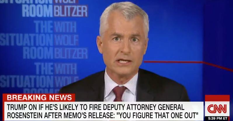 CNN Analyst Threatens Trump, Says FBI Will Get Revenge